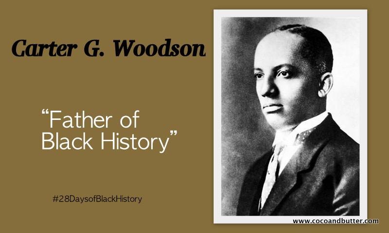 essay about carter g woodson Carter godwin woodson  carter g woodson: a life in black history (1993) and pat mckissack, carter g woodson: the father of black history (1991.