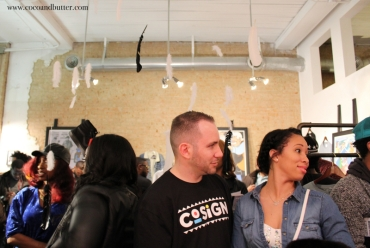 Cosign Issue XVI Release Party